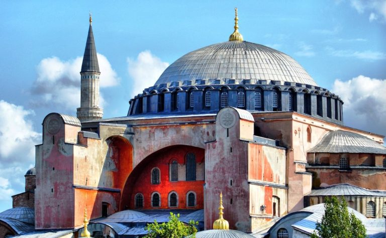 Hagia Sophia No Longer a Museum