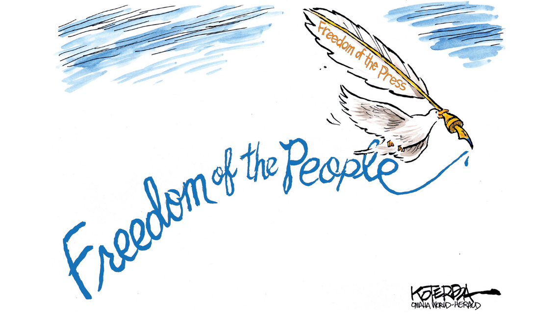 Freedom of the people