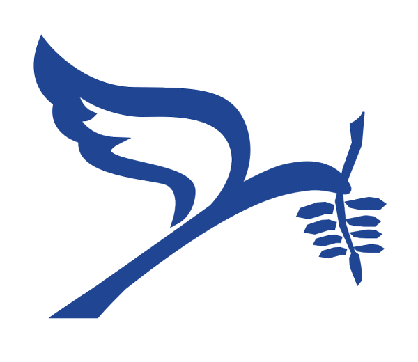Christian Courier dove symbol