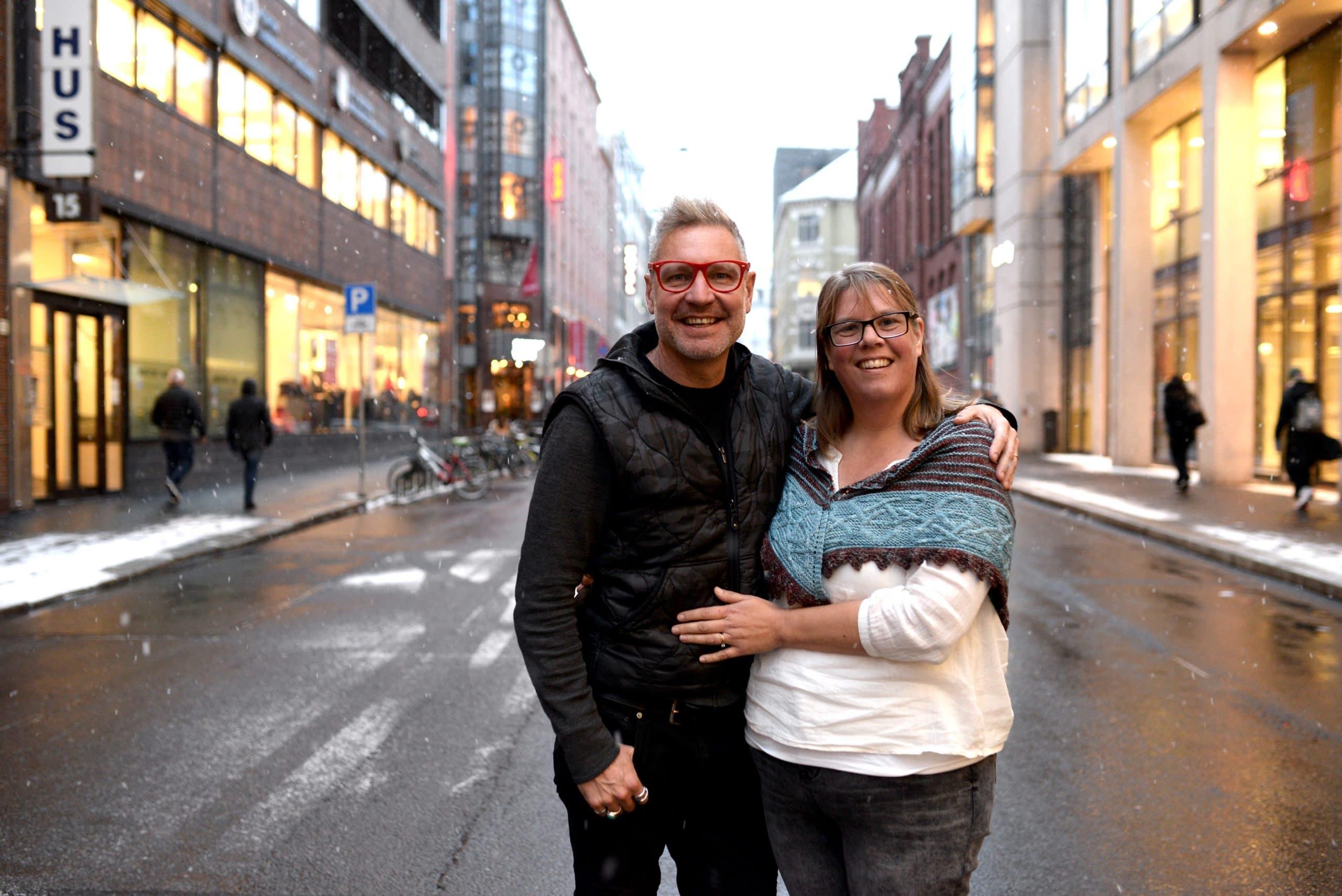 Mark and Lisa Scandrette