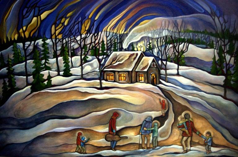 Christmas On The Edge