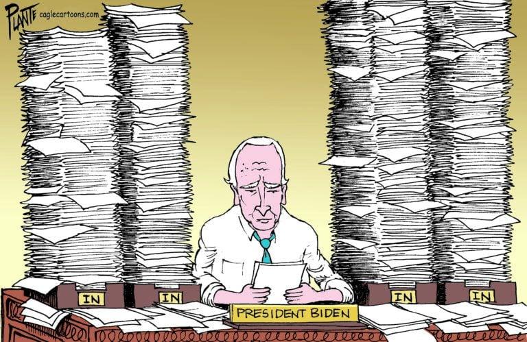 Biden's Burden