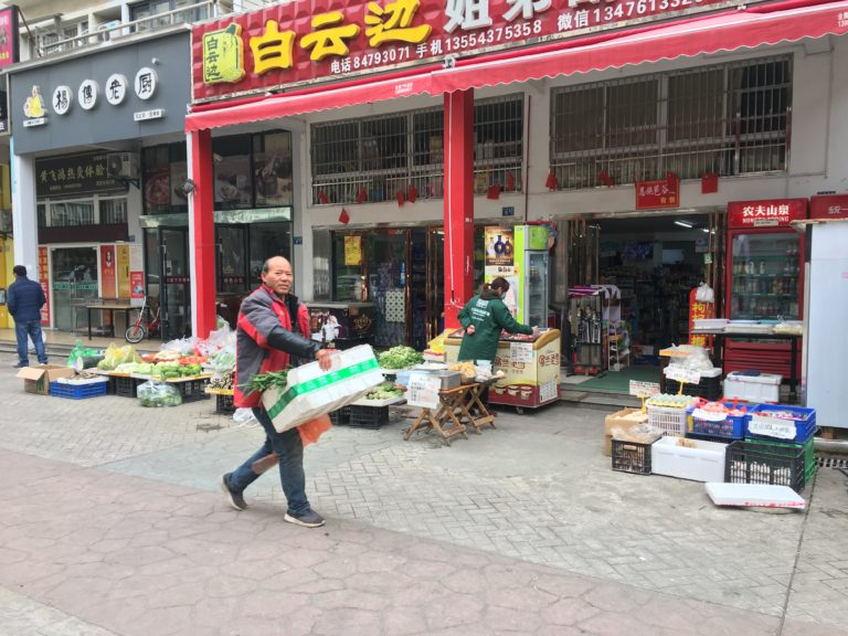Wuhan, one year later