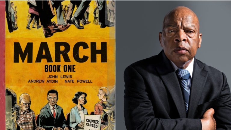 Review of March by John Lewis