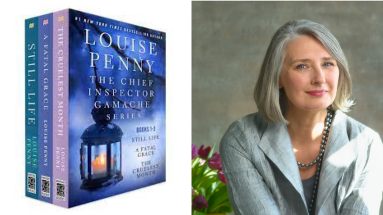Review of the Chief Inspector Gamache series by Louise Penny