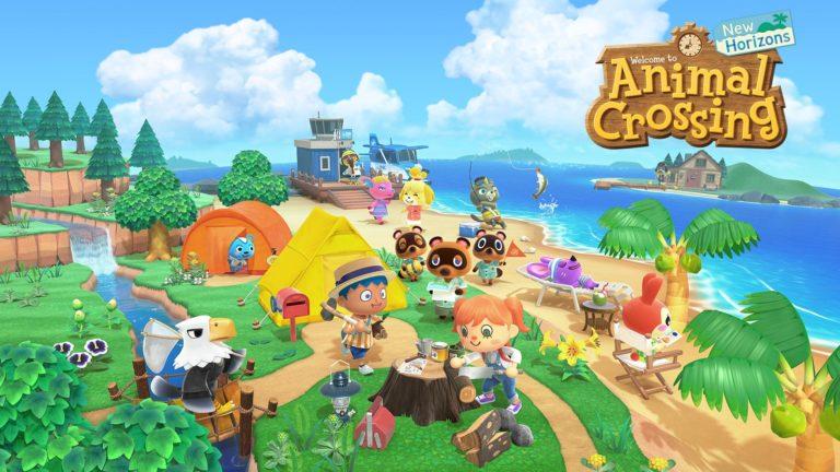 Review of Animal Crossing: New Horizon