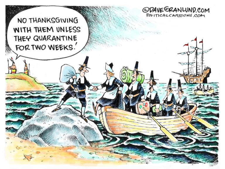 Complicated Thanksgiving