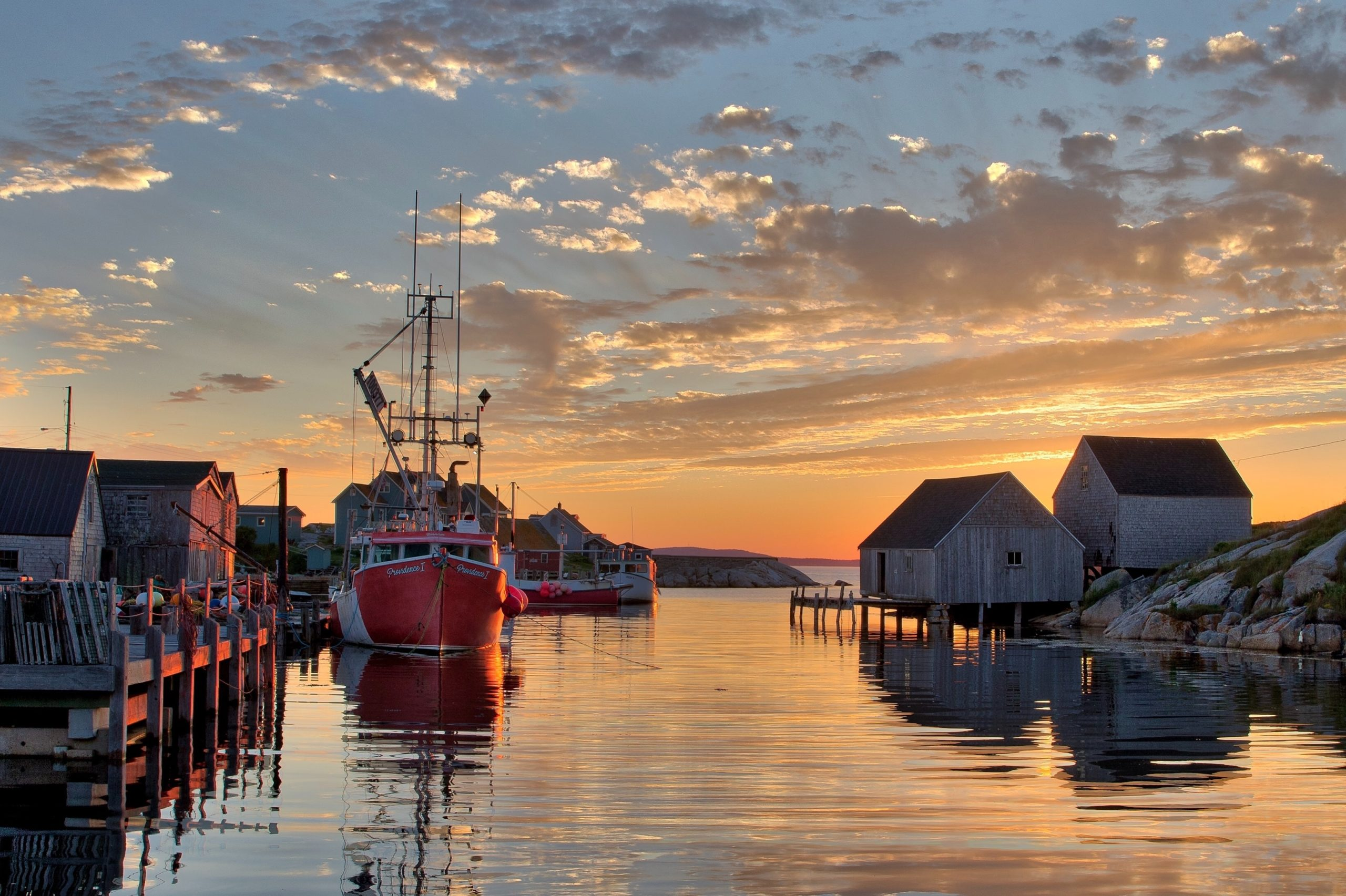 Nova Scotia: The cost of living, health care & fishing rights