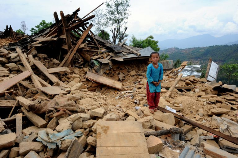 Called to Nepal: Three IRMs join earthquake response
