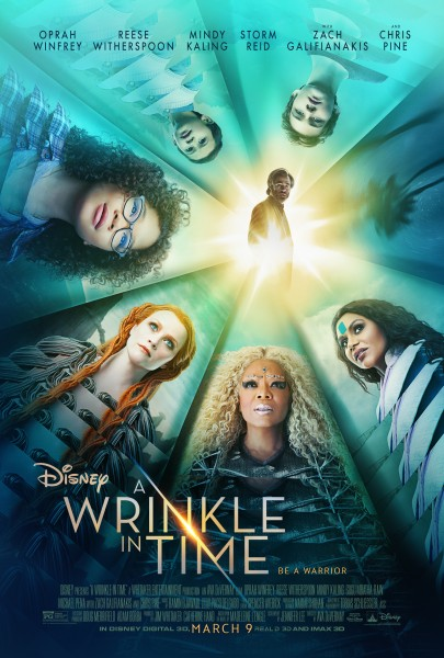 A Wrinkle in Time and  Otherworldly Love