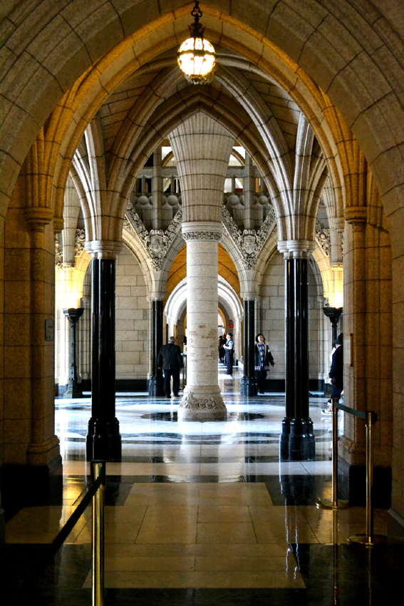 A year for substance on Parliament Hill