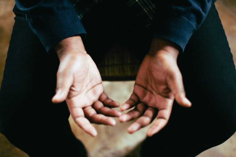 Childlike prayer (II)