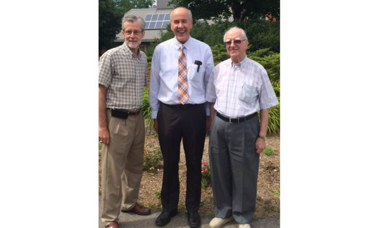 A tribute to the life of Rev. Dr. Henry R. DeBolster