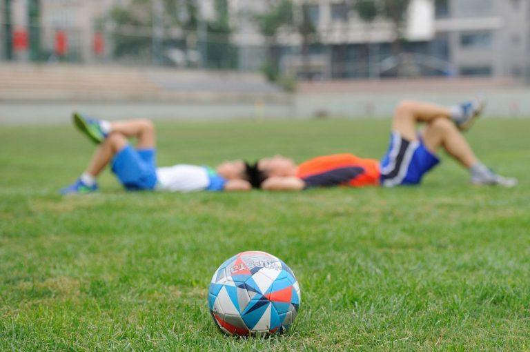 Soccer and Shalom