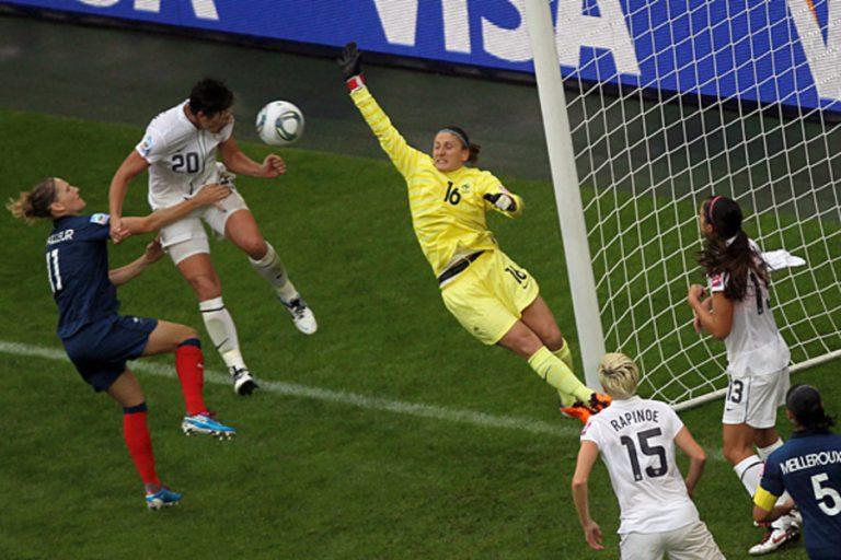 FIFA Women's World Cup soccer: