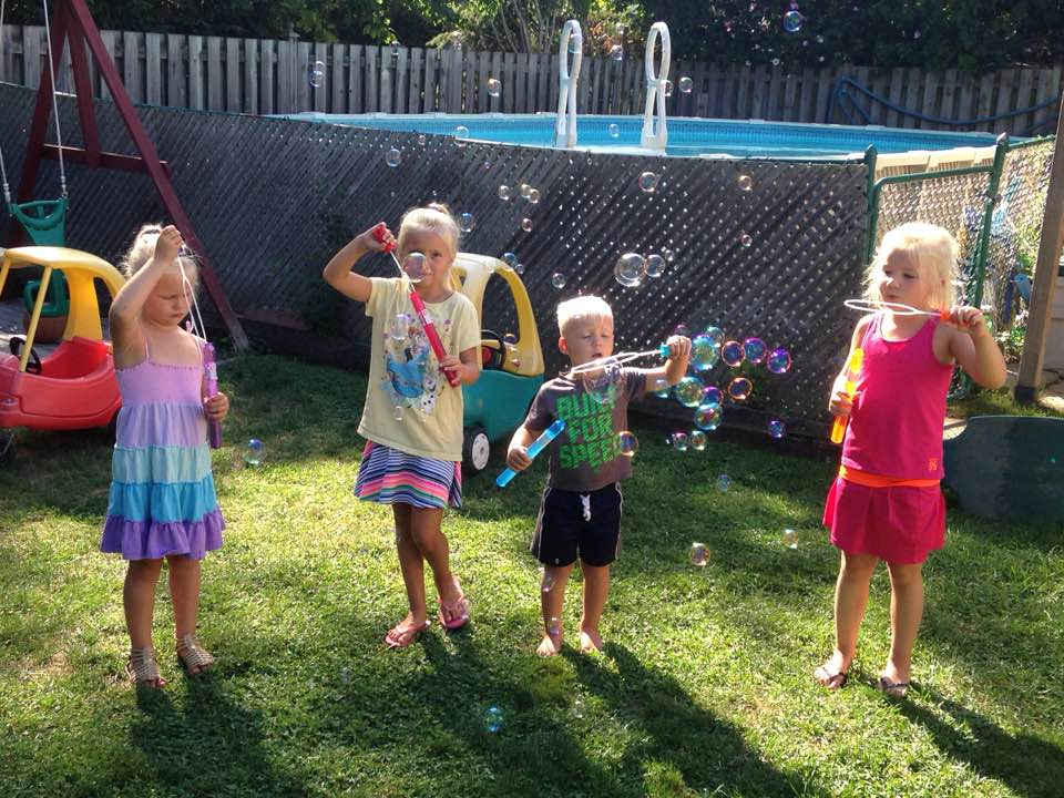 Providing home day care:  A passion, gift and privilege