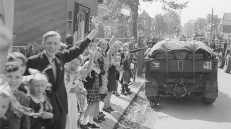 The Wisdom of WWII's Children