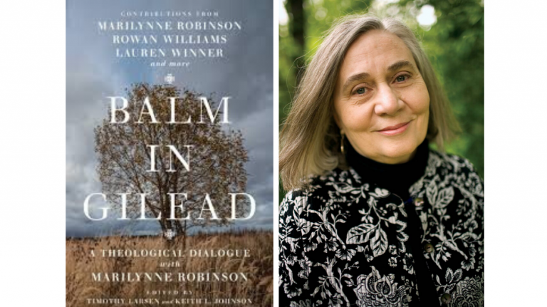 Talking (theological) shop with Marilynne Robinson