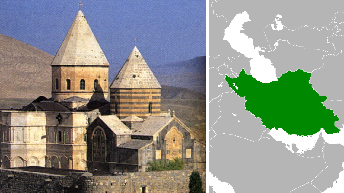 The Unlikely Growth of Christianity in Iran