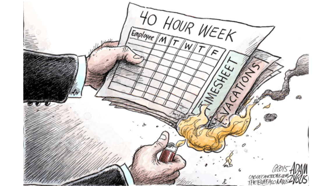 The Four-Day Work Week