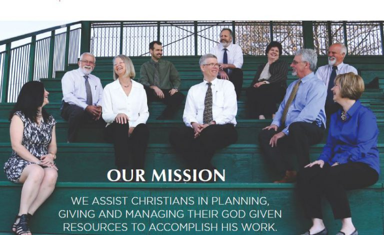 Christian Stewardship Services is all about sharing the blessings!