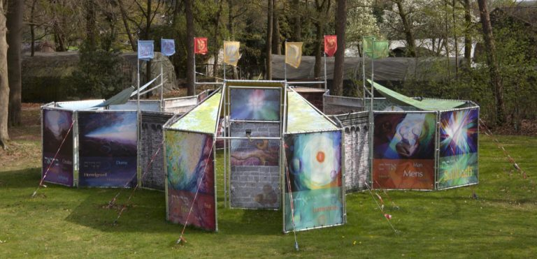The Canvas Chapel: A story of faith, hope and love