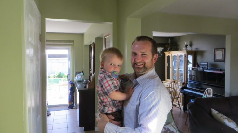Letter to my son, a new young elder