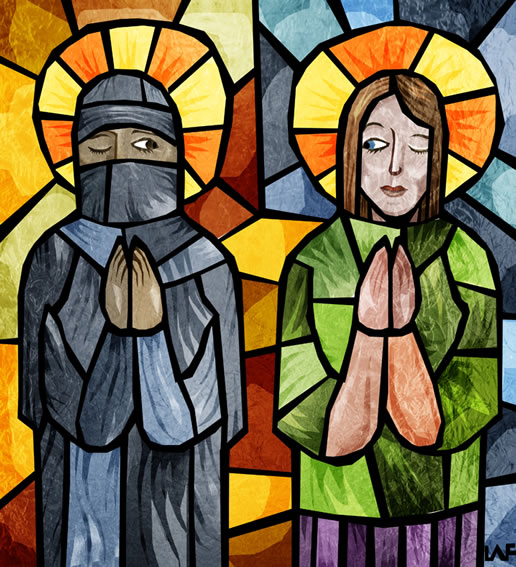 How should Christians respond to Islam?