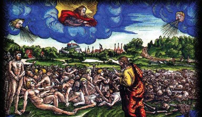 A Christian Defense of Horror