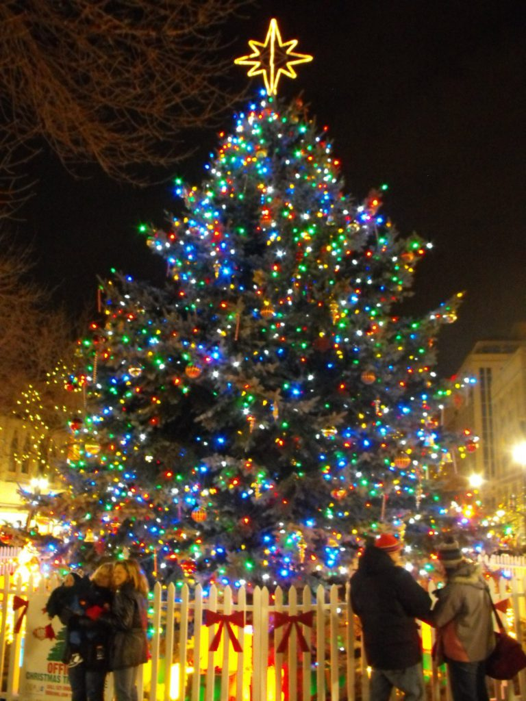Next door: A True Christmas Story