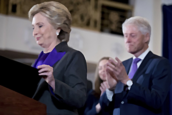How Bill Clinton lost the election