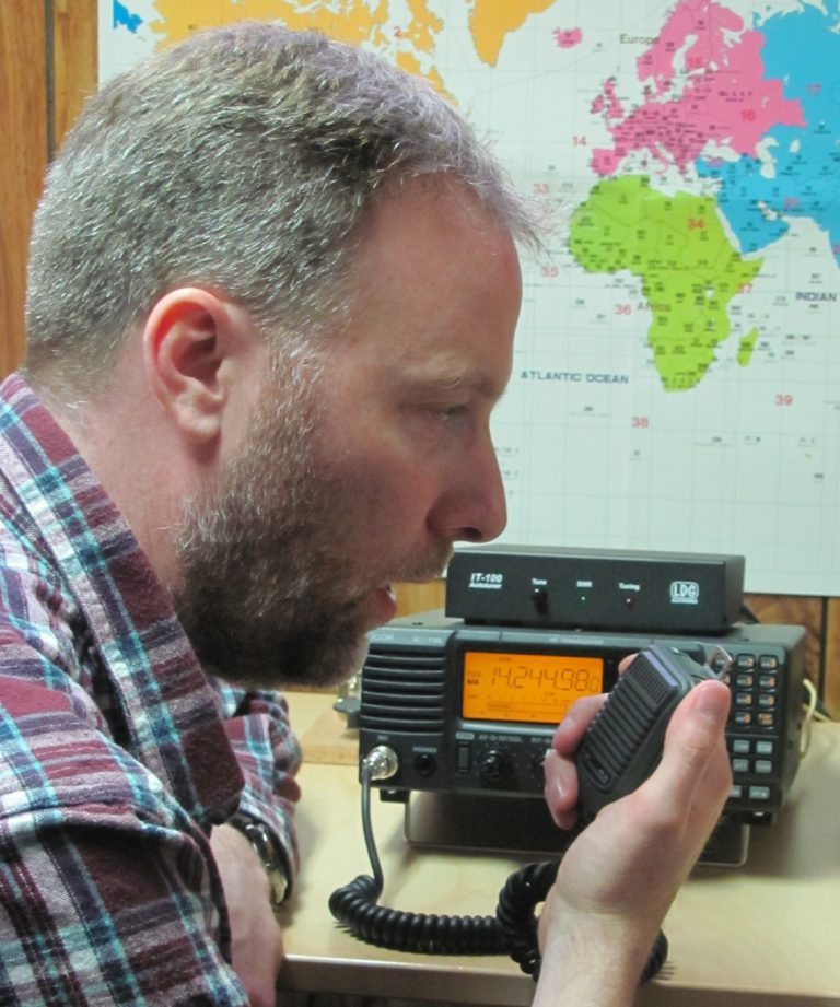 Ham Radio – from a hobby to a vocation