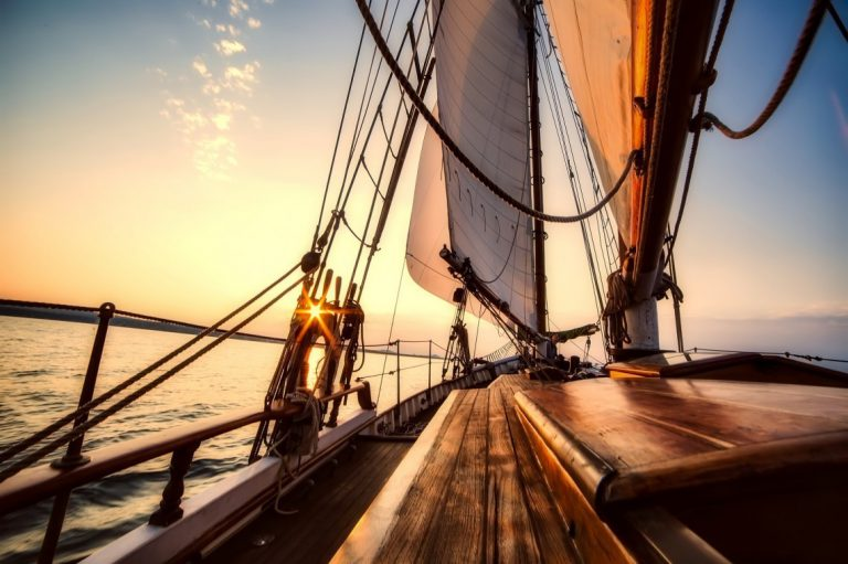 Setting your sail