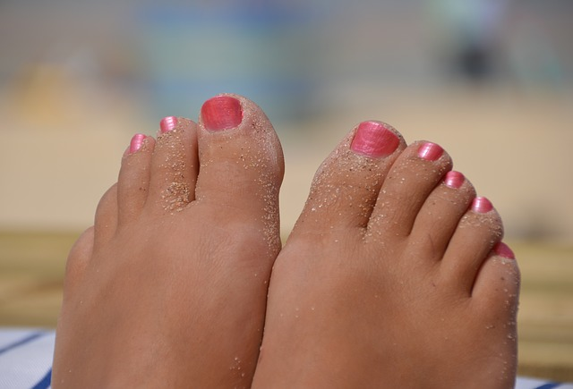 Human trafficking  in your nail salon