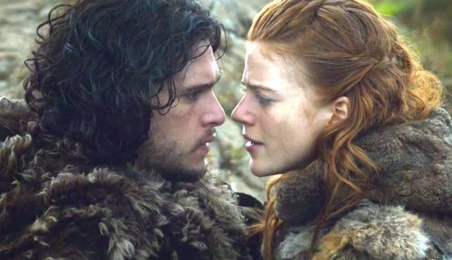 Game of Thrones: Gratuitous sexuality or powerful warning?