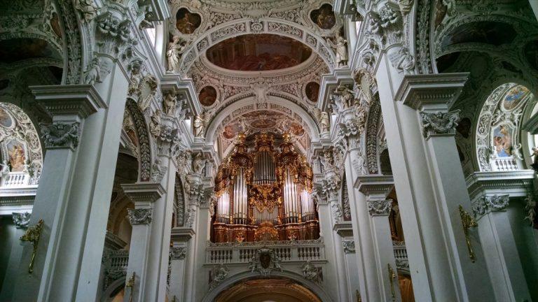 Pipe organ prayers