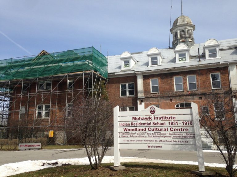 Visiting Canada's shame:  Re-education and reconciliation in the legacy of the Residential Schools