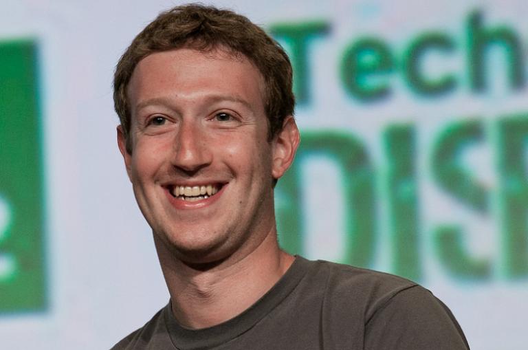 Mark Zuckerberg, the Rich Young Man