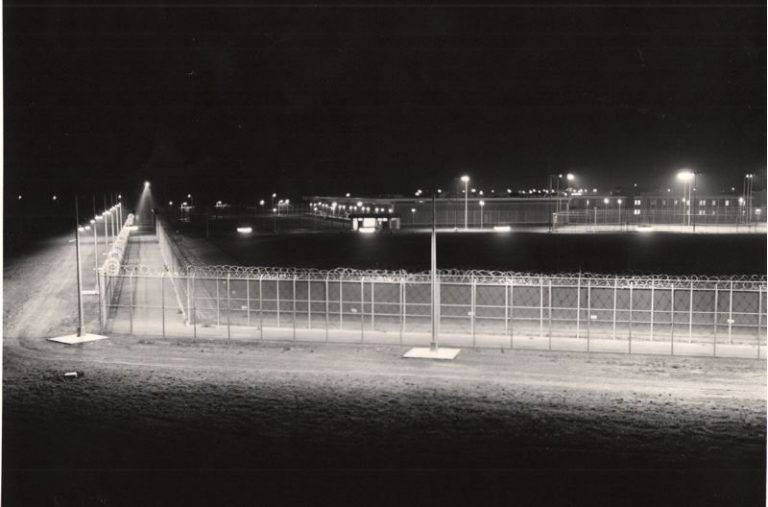 I was in prison