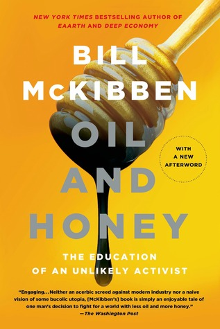 Bill McKibben: Fight to save the earth