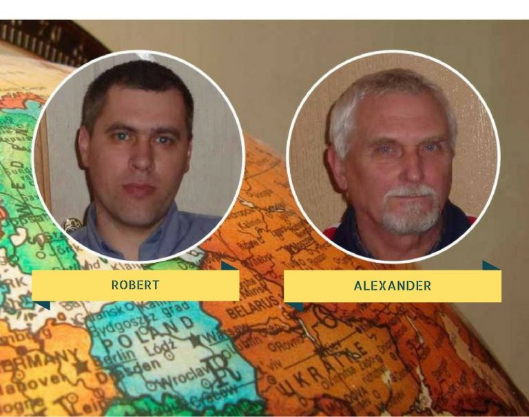 New identities and traditions: An interview with two Christian pastors in Ukraine