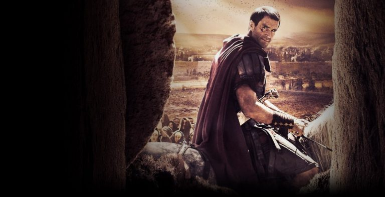 A biblical epic that fails  to rise