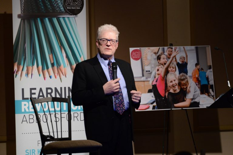 Sir Ken Robinson's new  'Learning Revolution'  echoes old gospel themes
