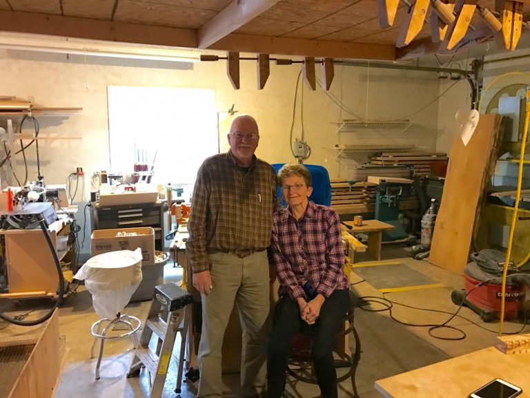 Holland couple is making toys, making smiles