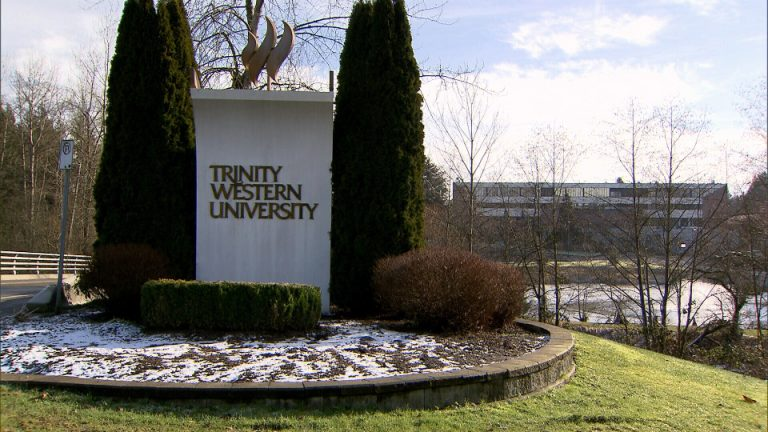 Religious freedom at TWU imperiled by Law Societies