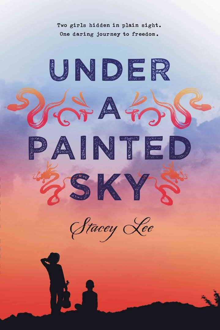 Spirit and struggle under a painted sky