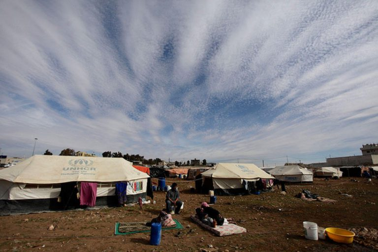 Churches left in the dark on changes  to refugee policy