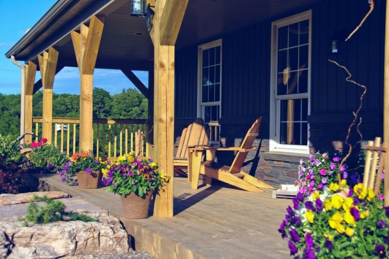 Finding rest at  Haven of Hope Farm B&B