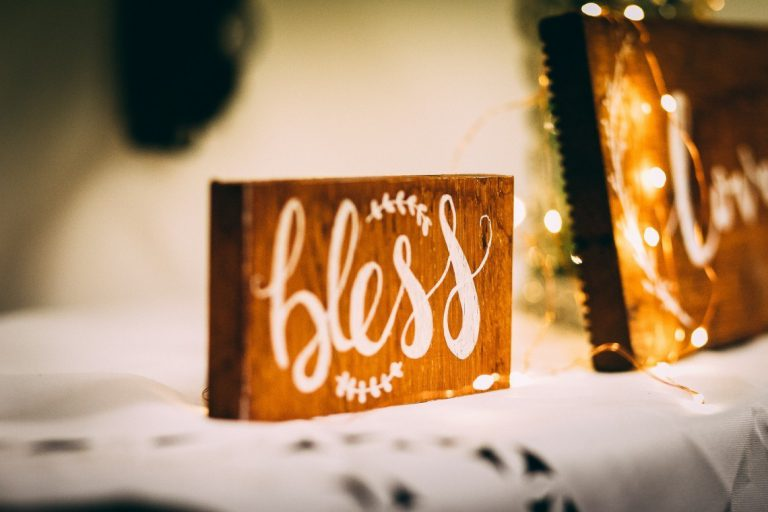 How to Have a #Blessed Life