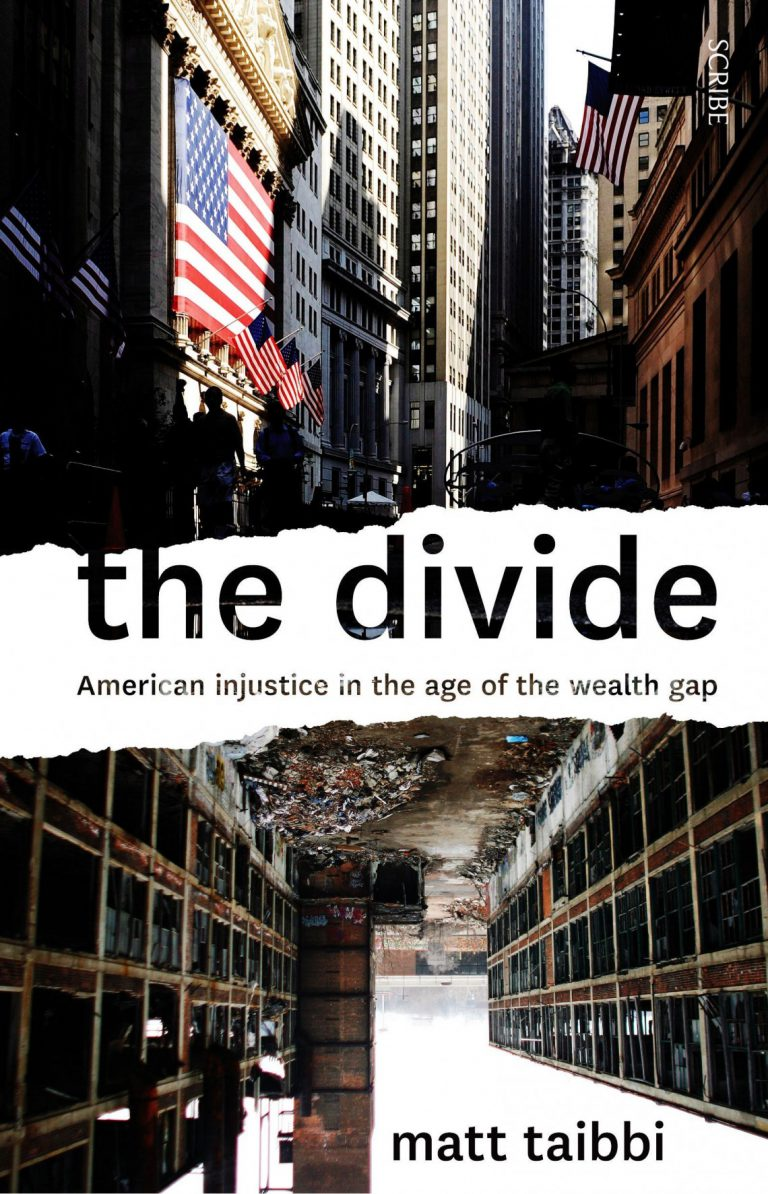 A withering look at the wealth gap